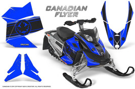 Ski Doo Rev Xp Snowmobile Sled Graphics Kit Wrap Creatorx Decals Can Flyer Bbl - $296.95