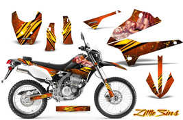 KAWASAKI KLX 250 08-13 D TRACKER GRAPHICS KIT CREATORX DECALS STICKERS LSO - $178.15