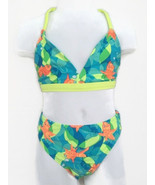 NWT OP OCEAN PACIFIC Large 10-12 girls KOI GOLD FISH 2 PIECE Swimsuit  - $18.00