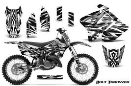 SUZUKI RM 125 250 Graphics Kit 2001-2009 CREATORX DECALS BTWBNPR - $267.25