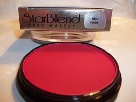 Mehron Red Star Blend Cake Pancake Water Base Stage Makeup - $11.69