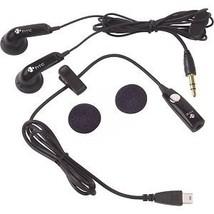 Oem New Stereo Headset Htc Google G1 T Mobile Headphone - $9.89