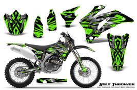Yamaha Wr250 F Wr450 F 2007 2011 Graphics Kit Creatorx Decals Btg - $178.15