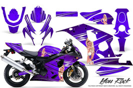 Suzuki Gsxr Gsx 600 750 2004 2005 Graphic Kits Creatorx Decals Stickers Yrpr - $296.95