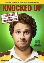 Knocked Up (Unrated Widescreen Edition) DVD - $2.00