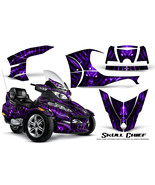 CAN-AM BRP SPYDER RT RT-S GRAPHICS KIT CREATORX DECALS SCPR - $544.45