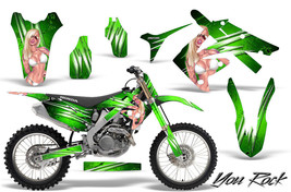 Honda Crf 250 10 13 & Crf450 09 12 Graphics Kit Decals Stickers Creatorx Yrgnp - $257.35