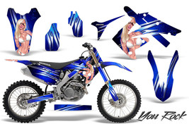 Honda Crf 250 10 13 & Crf450 09 12 Graphics Kit Decals Stickers Creatorx Yrblnp - $257.35