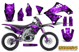 KAWASAKI KXF450 KX450F 09-11 GRAPHICS KIT CREATORX DECALS INFERNO PRNP - $257.35