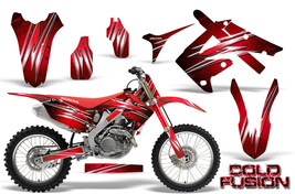 Honda Crf 250 10 13 & Crf450 09 12 Graphics Kit Decals Stickers Creatorx Cfrnp - $257.35