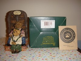 Boyds Bearstone George And Gracey Two Hearts Make A Home GCC228344 - $33.99