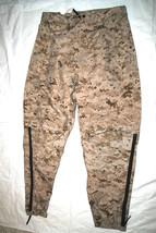 NWT GENUINE USMC APECS GORE TEX LIGHTWEIGHT EXPOSURE PANTS - MEDIUM LONG - $94.05