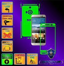 HTC One M9+ Plus,Hima Glow in Dark Skin,Full Body Protector for Case,Dec... - €6,49 EUR