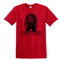 CRITTERS t-shirt retro horror film 80's 100 % cotton graphic tee Ghoulies image 2
