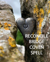 27x FULL COVEN RECONCILED BRIDGE HEAL RELATIONS FRIENDSHIPS LOVE MAGICK ... - $15.20