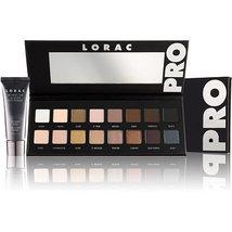 LORAC PRO Palette 1 With Mini Behind The Scenes Primer Eyeshadow Pallette - $44.00
