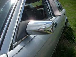 1993 1994 Jaguar Xj6 Left Door Mirror  - $75.00