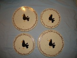 Primitive crow burner covers set of 4 Personalized free!!! - $14.55