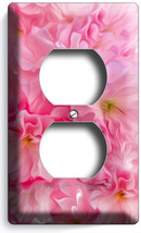CHERRY BLOSSOM SAKURA FLOWERS CLUSTER DUPLEX OUTLET WALL PLATE HOME DECO... - $8.09