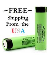 PANASONIC NCR 18650B 3400mAh or 18650PF 290mAh * Super Max 3.7v. Battery... - $10.67+