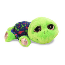 Russ Lil Peepers Fun Splash Splatter Turtle Plush Toy BRAND NEW w/ TAGS - $13.61