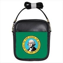 Washington Leather Sling Bag &  Women's Handbag - American Home States (USA) - $16.48+