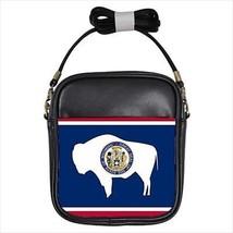 Wyoming Leather Sling Bag &  Women's Handbag - American Home States (USA) - $16.48+