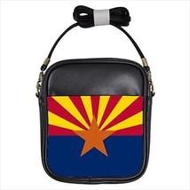 Arizona Leather Sling Bag &  Women's Handbag - American Home States (USA) - $16.48+