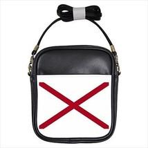 Alabama Leather Sling Bag &  Women's Handbag - American Home States (USA) - $16.48+