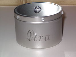 DIVA candle in tin from Wax Works ON SALE - $15.99