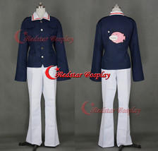 Nishizumi Miho Cosplay Costume from GIRLS und PANZER Male style Cosplay - $78.21