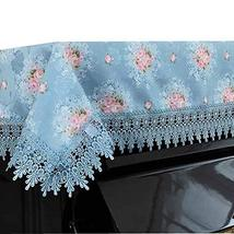 Piano Cloth Piano Cover Lace Floral Upright Piano Dust Cover Simple Dustproof