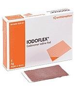 """Iodoflex Pad Dressing 1 1/2"""""""" x 2 3/8"""""""" by the Each - $18.92"""