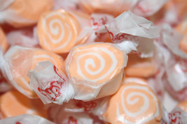 SALT WATER TAFFY ORANGE CREAM, 2LBS - $15.83