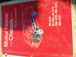 1969 1970 1971 1972 1973 Dodge Motorhome Chassis Parts Catalog Manual - $72.59