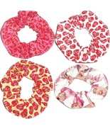 I Love Lucy Hair Scrunchie Fabric Scrunchies by Sherry Ponytail Holders ... - $6.99+