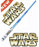 Star Wars Scream Light Saber Electronic Voice Recording Lights Roleplay ... - $15.83