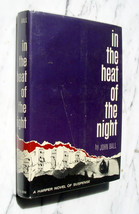IN THE HEAT OF THE NIGHT John Ball SIGNED copy in jacket - $445.90