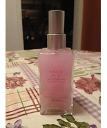 Bath & Body Works Luxuries SWEET PEA Shimmer Mist Splash Spray Retired New - $18.99