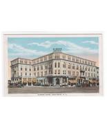 Elwood Hotel High Point North Carolina 1920s postcard - $6.44