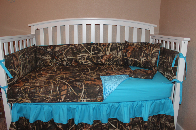 Crib Bedding Set Max 4 Camo 5 Piece Nursery Bedding Sets