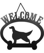 Irish Setter Welcome Sign - $24.74