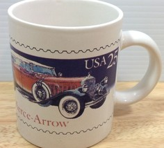 1929 Pierce Arrow Antique Car US Postal Service 1988 25 Cent Postage Sta... - $9.49
