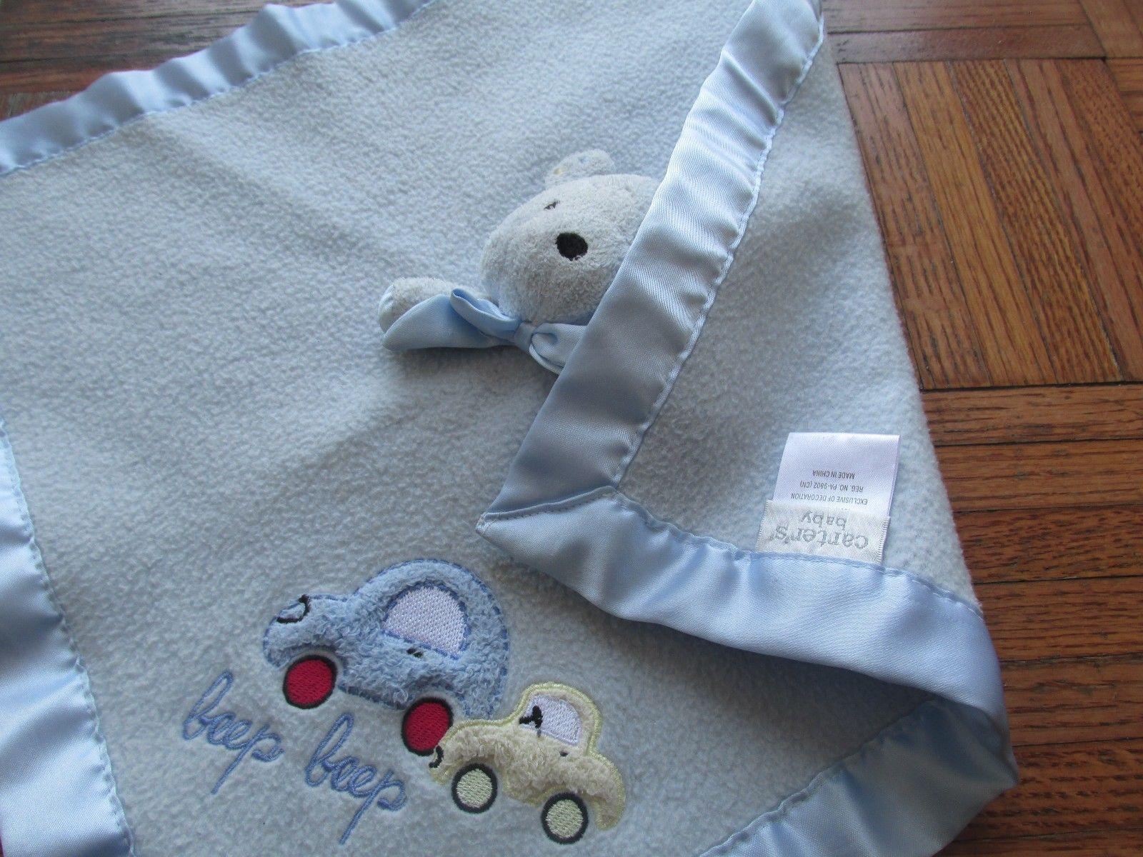 f56d7089a Carters Baby Blue Beep Beep Cars Bear and 50 similar items