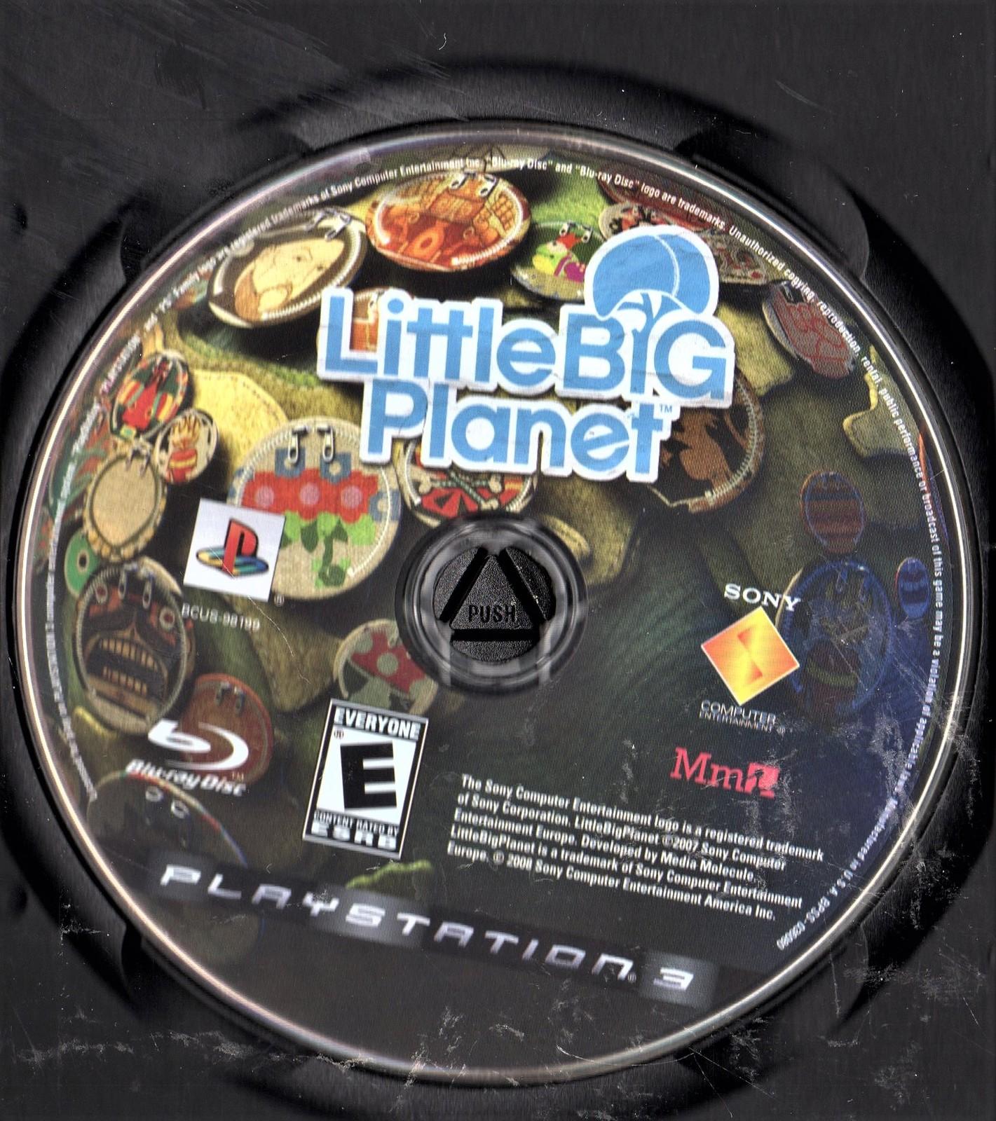 PlayStation 3 - Little Big Planet