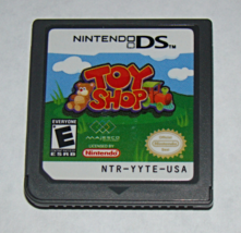 Nintendo Ds   Toy Shop (Game Only) - $6.75