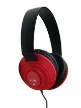 TDK T61992 MP100 Stereo Headphones - Red - $37.23
