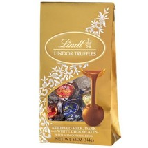 Lindt Truffles, Assorted, 5.1-Ounce Boxes (Pack of 12) - $102.58
