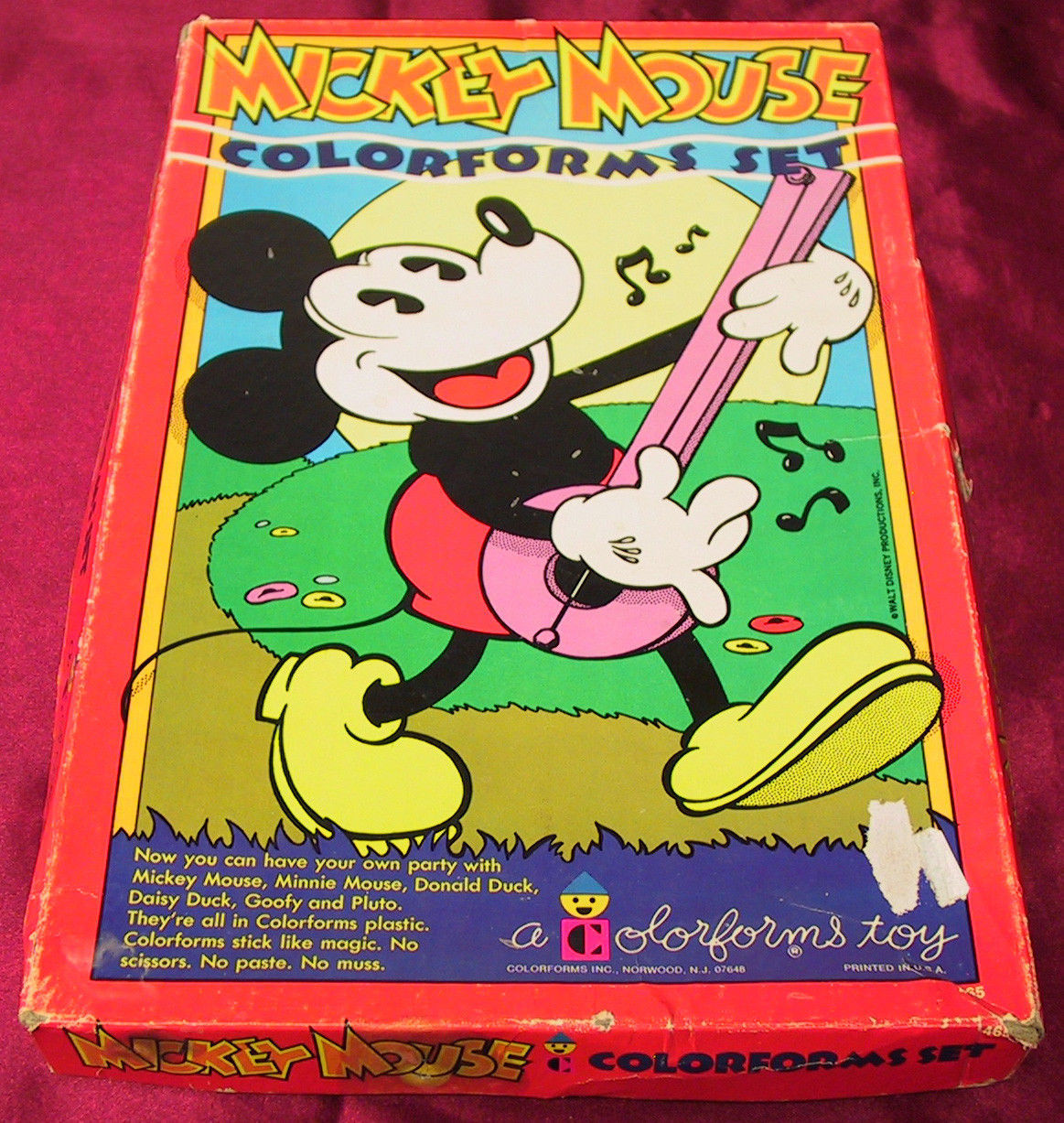 28011644f23 Rare Vintage Mickey Mouse Walt Disney and 50 similar items. S l1600