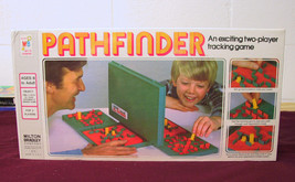 NOS PATHFINDER VINTAGE 1978 MILTON BRADLEY BOARD GAME COMPLETE NEVER OPE... - $148.50